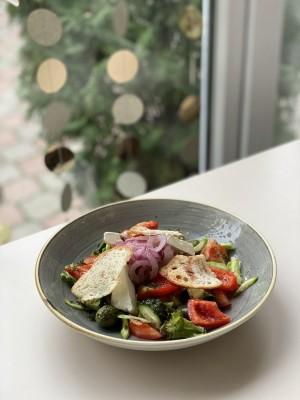 Салат домашний по-итальянски
