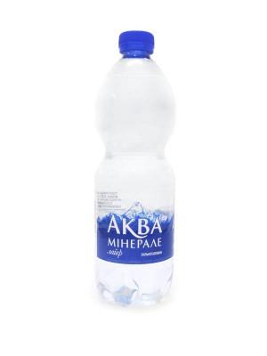 Вода питьевая Аква Минерале (сильногаз) 500мл.
