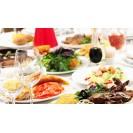 Заказать еду или вкусно покушать можно в «Сити»