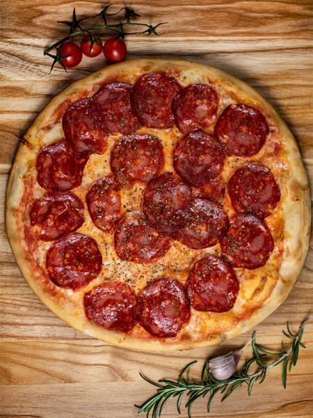 Пицца Cалями 30см с доставкой по Черноморску